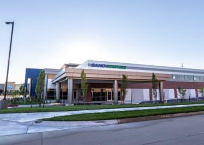 sano orthopedics lee's summit facility exterior