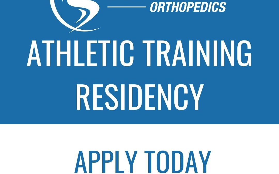 Sano Announces Athletic Training Residency