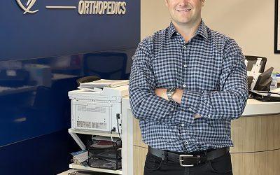 Introducing Dr. Matt Cullen